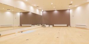 LAVA立川北口店 女子更衣室7 スタジオ